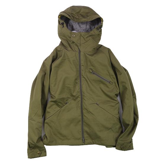 rulezpeeps (ルールズピープス)16RZ0130 Ventile Camp Jacket