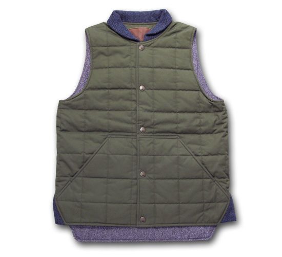 rulezpeeps (ルールズピープス)16RZ0131 Ventile Camp Vest