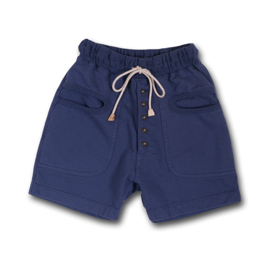 rulezpeeps (ルールズピープス)17RZ0025 ORGANIC COTTON INLAY SHORTS