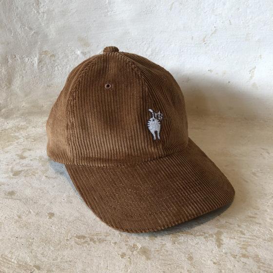 rulezpeeps (ルールズピープス) 18RZ0058 チョメCat Cap【予約】