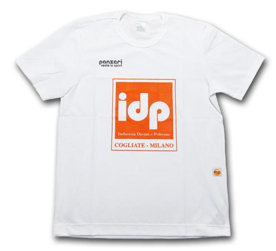 【クリックポスト】対応商品 panzeri (パンツェリ)idp TEE