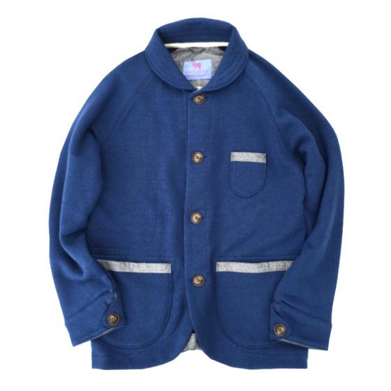 rulezpeeps (ルールズピープス)26RZ0110 12G SMILE WOOL  JACKET