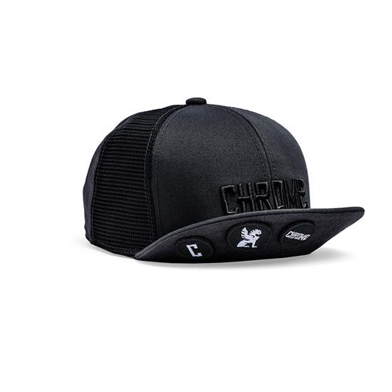 CHROME クローム SHORT VISOR MESH CAP 【JP-037】