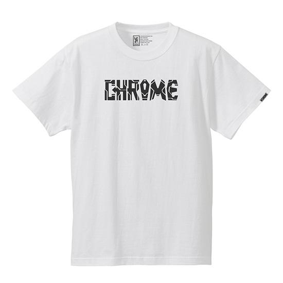 【クリックポスト】対応商品 CHROME クローム RAYS OF HOPE FOR THE CITY TEE 【JP-079】