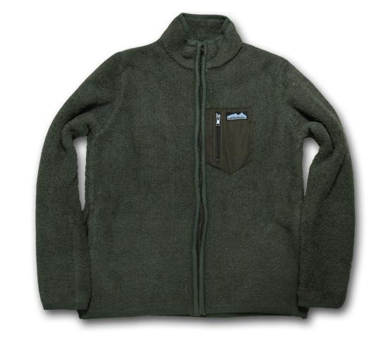 ANTIBALLISTIC (アンティバルリスティック) 194AN1KN048 モコモコ Zip Jacket