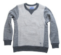 rulezpeeps (ルールズピープス)15RZ0051 SMILE WOOL CREW NECK