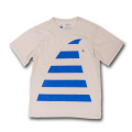 rulezpeeps (ルールズピープス) 17RZ0021 ORGANIC COTTON BIG WAVE CHALLENGE TEE