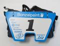 Bonzaipaint バンザイペイント Bicycle Motocross Zekken Messenger Bag