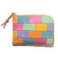 The Rosetta Stone ロゼッタストーン M-WL-203 Mondrian L-Shape Short Wallet