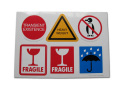 #991 LUGGAGE MATE Sticker Set