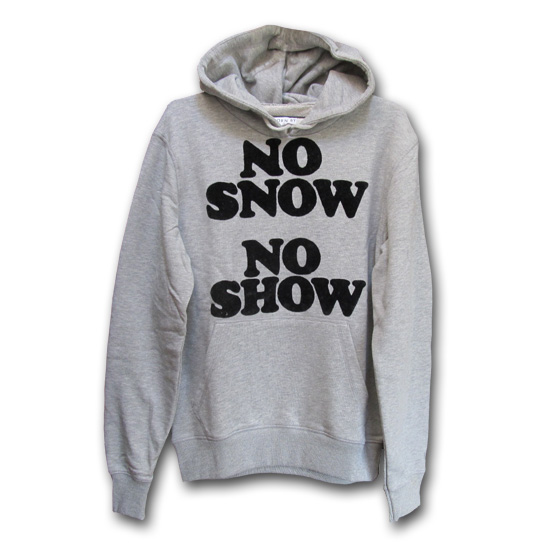 Worn By (ウォーン バイ) NO SNOW NO SHOW PARKA