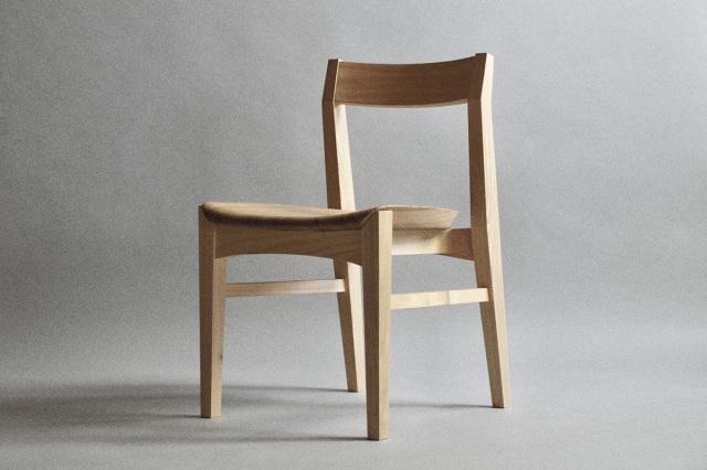 吉野の椅子 izr6  【奈良県東吉野村/スギ・ヒノキ】