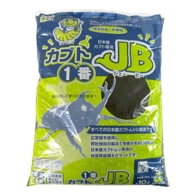 日本産カブト飼育マット カブト1番JB 10L