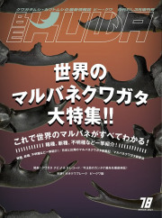 BE-KUWA No.78  世界のマルバネクワガタ大特集!