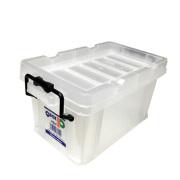 クワガタ・カブト飼育に 多目的バックルボックス「Q BOX-10(mini)」