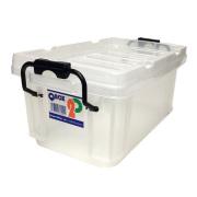 クワガタ・カブト飼育に 多目的バックルボックス「Q BOX-20」