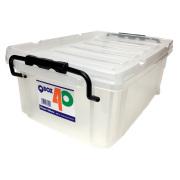 クワガタ・カブト飼育に 多目的バックルボックス「Q BOX-40」