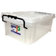 クワガタ・カブト飼育に 多目的バックルボックス「Q BOX-50」