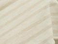 C.ラメボーダー薄手杢天竺(アイボリー)