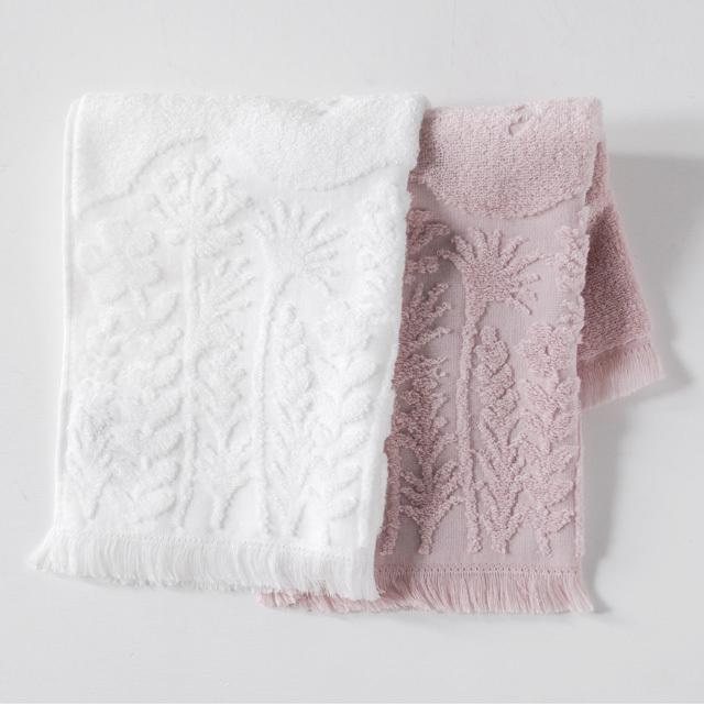 フランジュールの上質なタオル、フルール