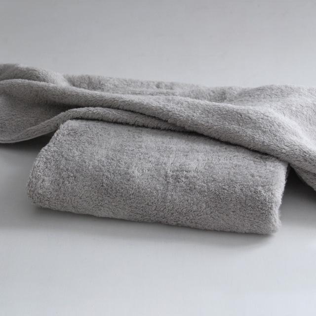 フランジュールのオリジナル高級タオル、ビオ。オーガニックコットン使用。