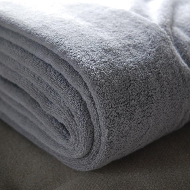 フランジュール タオルケット。気持ちよい肌触り、吸水性の良さが特徴です。