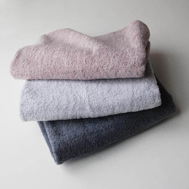 フランジュールの高級タオル。上質なコットンを使った美しいタオルです。