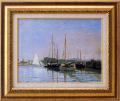 モネ【アルジャントゥイユの舟】F6