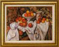 セザンヌ【リンゴとオレンジ】P12