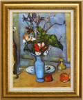 セザンヌ【青い花瓶】P10