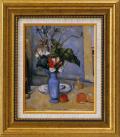 セザンヌ【青い花瓶】