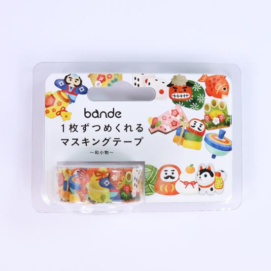 bande マスキングロールステッカー 和小物(BDA331)【宅急便配送】
