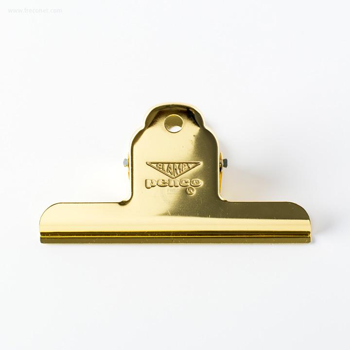 PENCO クランピークリップ ゴールド M(DP144)【宅急便配送】