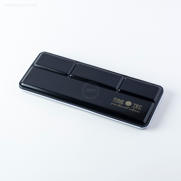 ホルベイン ファインテックパールセントカラー専用メタルケース 12色用(F12)【ネコポスOK】