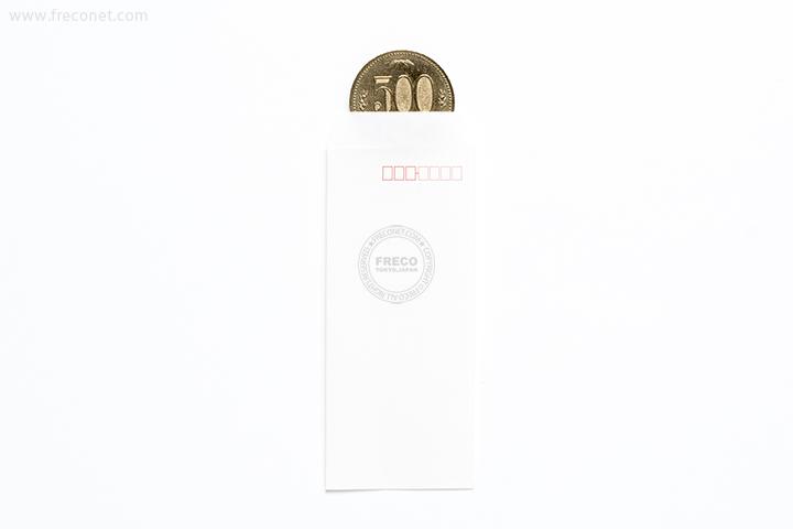 ミニ封筒 / ホワイト封筒ミニ(FM-N4W)【ネコポスOK】