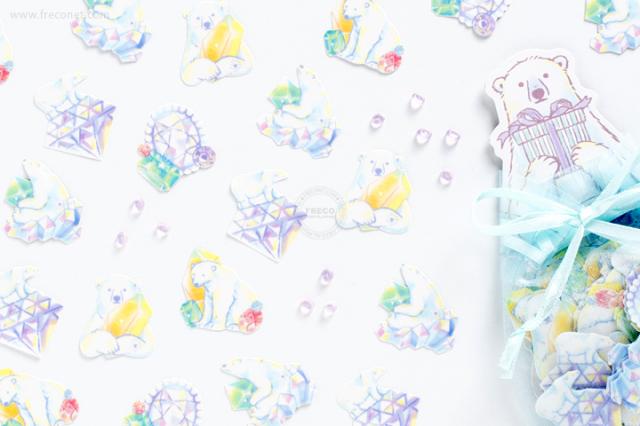 プチサシェシール【クロネコDM便OK】