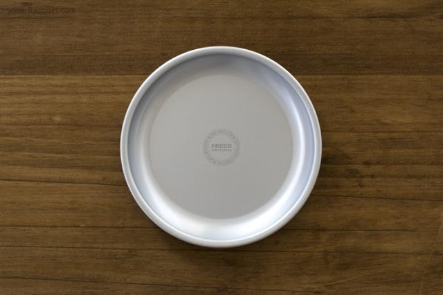 アルマイト小皿 12cm【ネコポスOK】