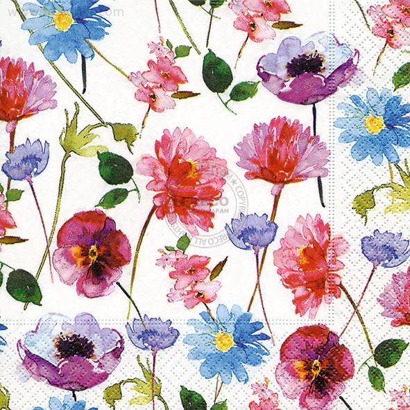 Paper+Design ペーパーナプキン <ランチ> Blossom rain(21791)【宅急便配送】