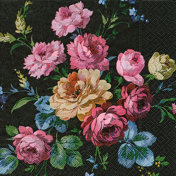 Paper+Design ペーパーナプキン <ランチ> Floral still life(21884)【宅急便配送】