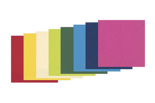 Paper+Design ペーパーナプキン <ランチ> Rainbow(28199)【宅急便配送】
