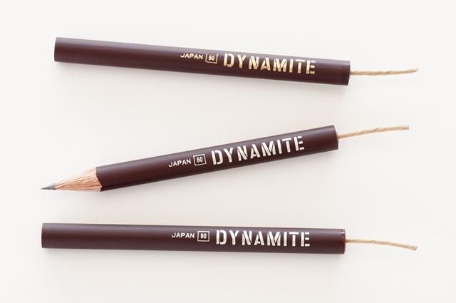 ダイナマイト鉛筆(A-433)【メール便OK】