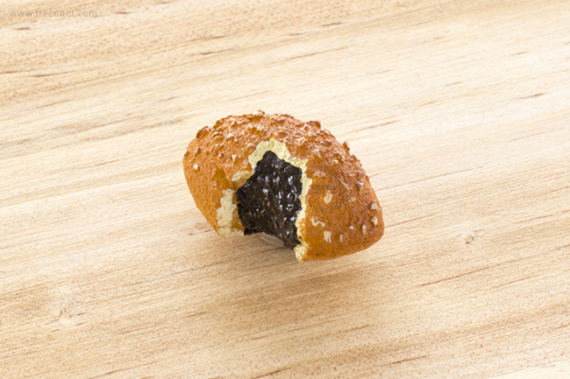 パンマグネット カレーパン(b073)【ネコポスOK】
