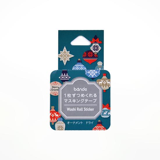 bande マスキングロールステッカー オーナメント ドライ(BDA496)【ネコポスOK】