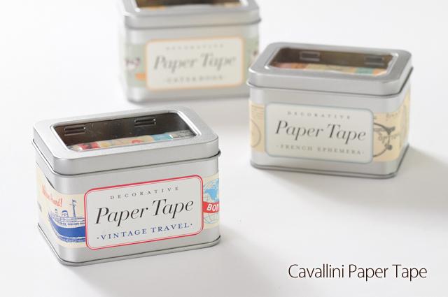 Cavallini Paper Tape
