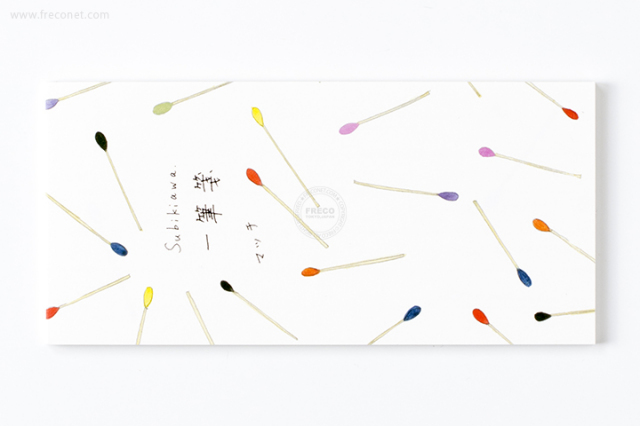 Subikiawa 一筆箋 マッチ(23-809)【ネコポスOK】