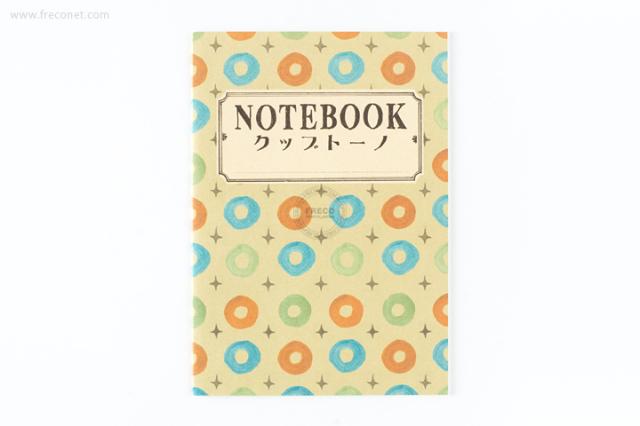 ハイカラノートブック A5 アメダマ(69-10713-011)【ネコポスOK】