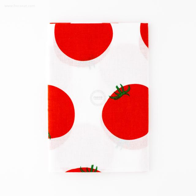 フルーツ手ぬぐい A トマト(500545-970)【ネコポスOK】