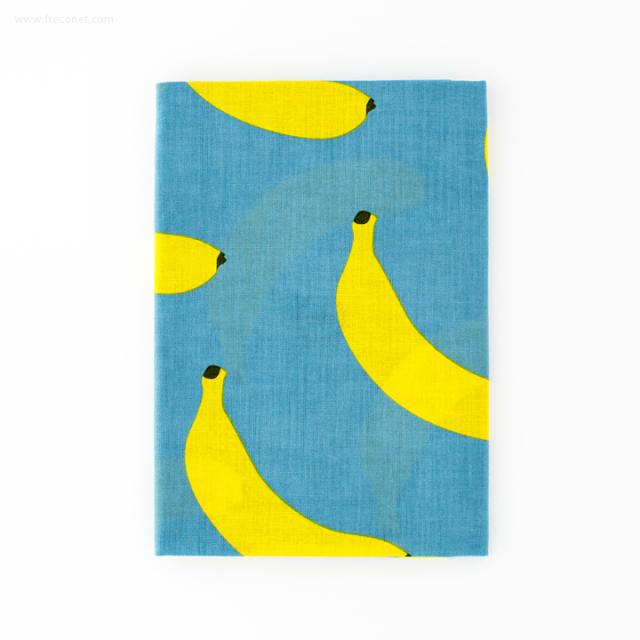 フルーツ手ぬぐい B バナナ(500545-971)【ネコポスOK】