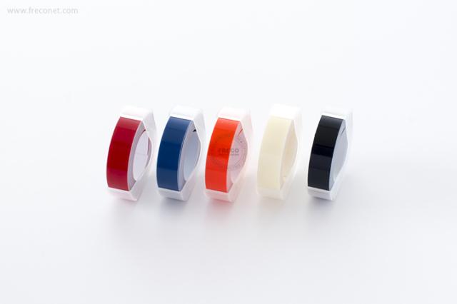 ダイモ 詰め替え用カラーテープ 12mm【ネコポスOK】