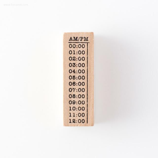 手帳スタンプ タイムライン(FMK0953)【ネコポスOK】